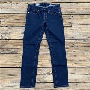 GAP | Dark Wash Always Skinny Jeans Size 26P